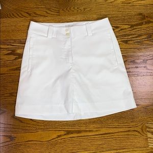 Nike golf skirt size 2